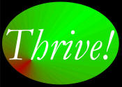 Thrive! logo