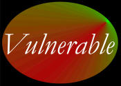 Vulnerable logo